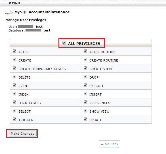 cpanel-db-user2db2