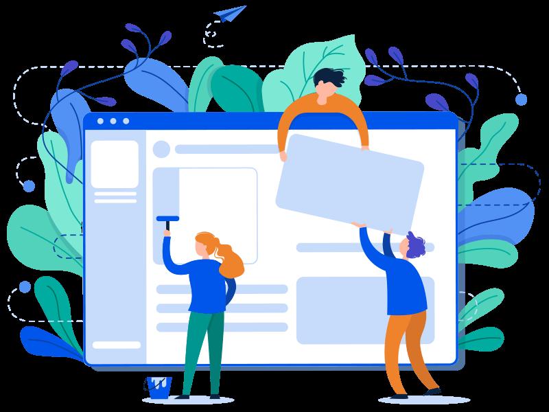 7 روش طراحی سایت بدون برنامه نویسی